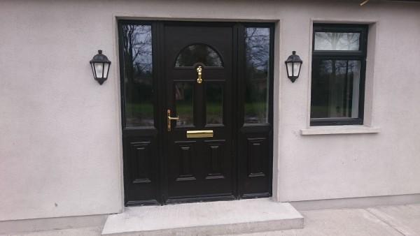 Composite & PVC-U Doors